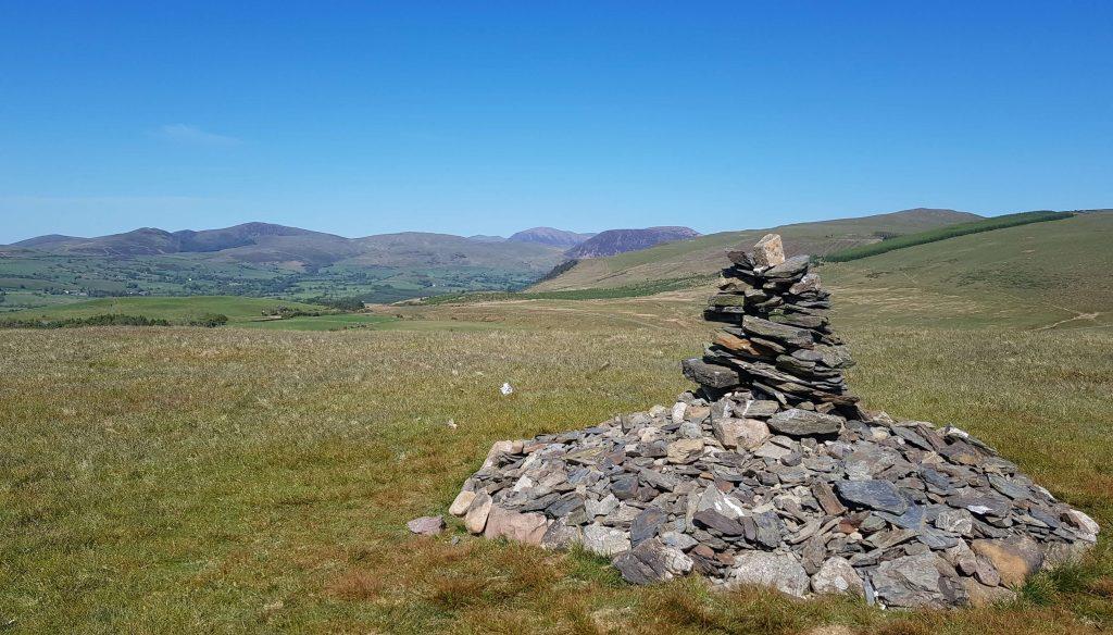 Summit of Flat Fell