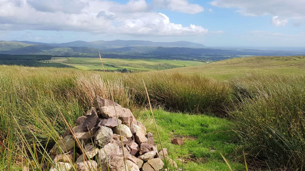 View to Black Combe from Ponsonby Fell