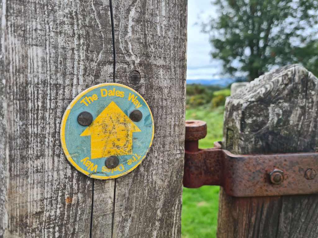 Joining the Dales Way