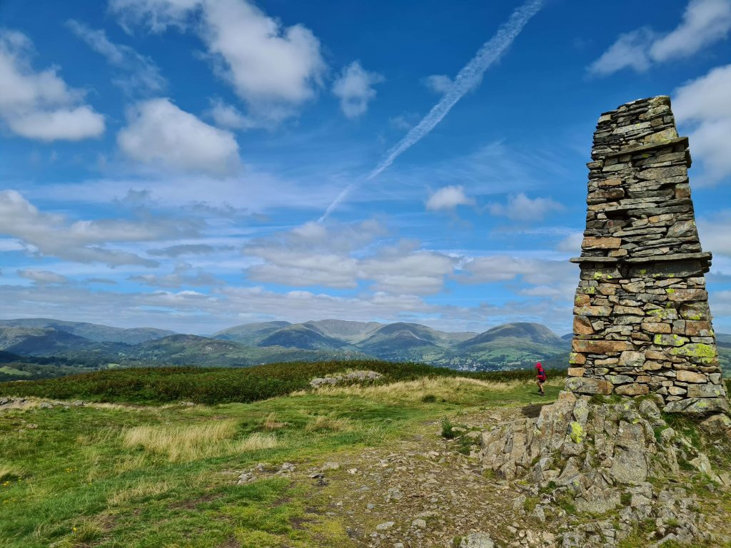 Summit of Latterbarrow