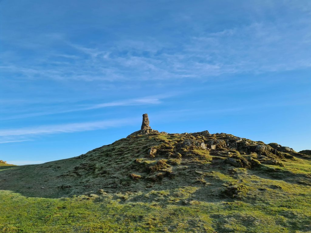 Approaching the summit of Gummer's How