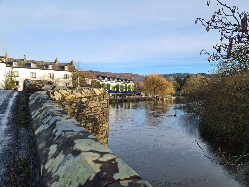 Newby Bridge