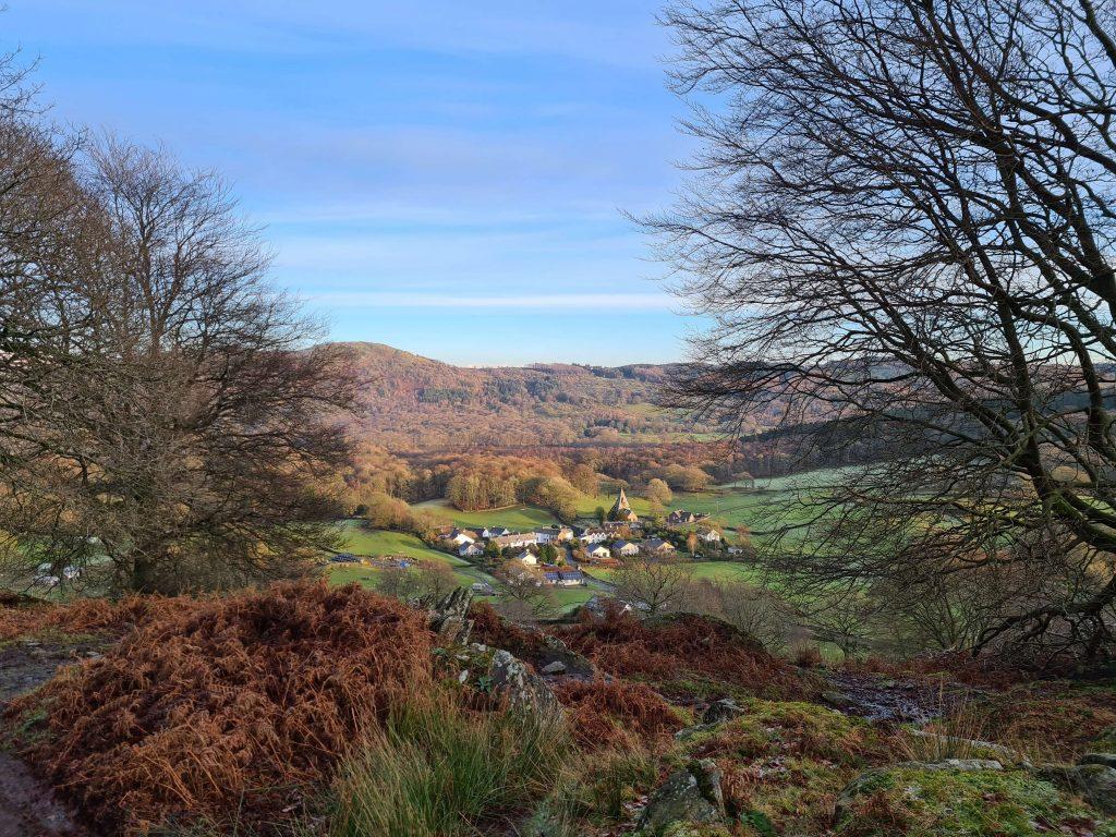 View to Finsthwaite